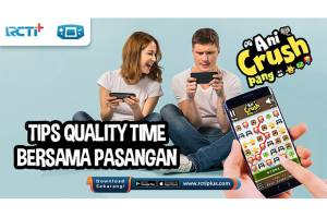 Weekend Ceria, Ini Tips Quality Time bersama Pasangan