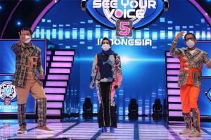 Detective Jadi Anak-Anak Bikin Ikke Nurjanah Bingung Pilih Mistery Singer Good Voice, Simak I Can See Your Voice Indonesia Malam Ini di MNCTV