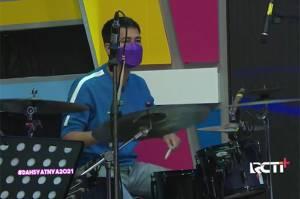 Pasha Ungu Nyanyikan Lagi Lagu Miliknya yang Viral di Dahsyatnya 2021