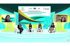 Hari Perempuan Internasional, Kemen PPPA dan Kalbe Kolaborasi Tumbuhkan Semangat di Masa Pandemi
