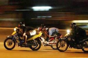 Polisi Ringkus 3 Pelaku Balapan Liar yang Keroyok Sekuriti di Serpong