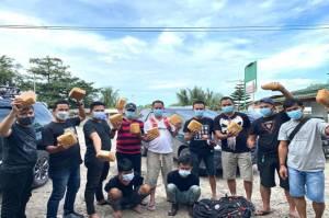 Polres Bekasi Bongkar Jaringan Narkoba Lintas Negara, Berikut Barang Buktinya