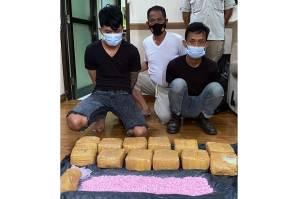 Dibayar Rp50 Juta, Begini Cara Kerja Kurir Narkoba yang Terlibat Jaringan Lintas Negara