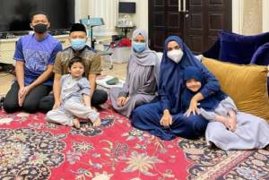 Keluarga Anang Hermansyah Gelar Pengajian Sebagai Tanda Syukur Sembuh dari Covid-19