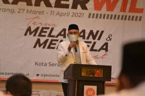 Rakerwil PKS, Ahmad Ruhiyat: Warga Banten Butuh Pelayanan Publik