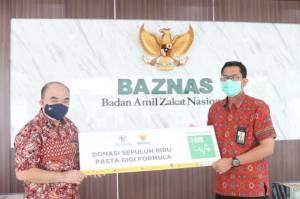 Bersama Baznas, Formula Luncurkan Kampanye Jaga Amanah