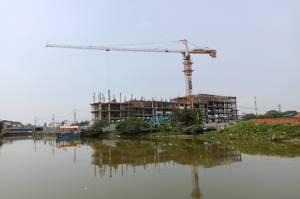 Progres Pembangunan Kampung Susun Akuarium Capai 50%, Warga Bisa Tempati Agustus 2021