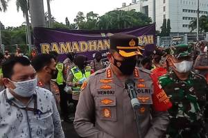 Polres dan Kodim Jakarta Pusat Gelar Empathy Building Ramadhan Barokah