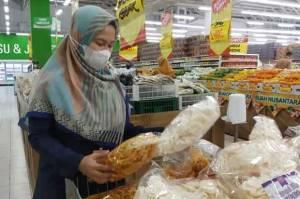 POM Tangerang Sita Snack Tanpa Izin Edar di Ritel Modern Pasar Kamis