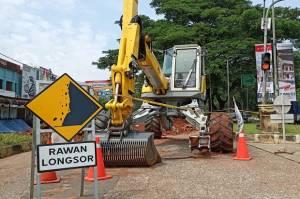 Perbaikan Jembatan Ambles di GDC Depok Dimulai Usai Lebaran, Nilai Proyek Rp7 Miliar