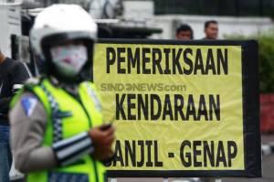 Jakarta Kembali Macet, Wagub DKI: Penerapan Ganjil Genap Masih Dikaji