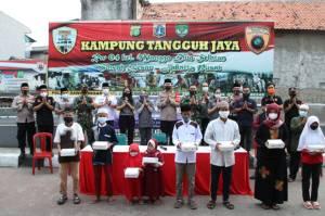 Kolaborasi Berkah Ramadhan, Berbagi Keceriaan di Kampung Tangguh Jaya Sawah Besar