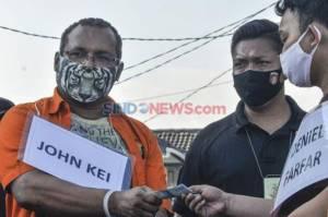 Hari Ini, PN Jakbar Gelar Sidang John Kei dengan Agenda Pemeriksaan Terdakwa