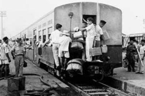 Lebaran Tanpa Mudik pada 1963, Aksi Calo dan Jalan Berliku Membeli Tiket Kereta Api di Jakarta