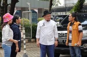 Hadir di Sinetron Amanah Wali, Ketua DPD RI Jadi Teman Bang Jali