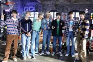 BTS Masuk Nominasi MTV Movie & TV Awards 2021
