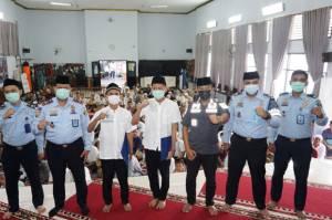491 Napi Lapas Paledang Bogor Terima Remisi Idul Fitri, Didominasi Kasus Narkoba