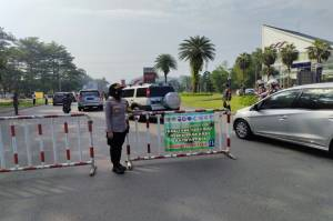2.115 Kendaraan Diputarbalik di Jalur Alternatif Menuju Kawasan Puncak Bogor
