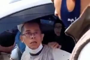 Penumpang Mobil Plat B Maki Petugas Perbatasan Sukabumi gegara Diminta Putar Balik, Hotman Paris: Ayo Laporkan Mereka!