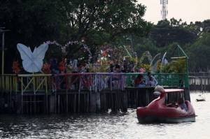 Wisata Situ Cipondoh Tangerang Ditutup, 25 Petugas Dikerahkan untuk Berjaga