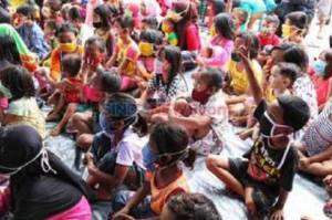 Pemkab Bogor Catat 4.244 Anak Terpapar Covid-19, Kematian Nihil karena Imumnya Kuat