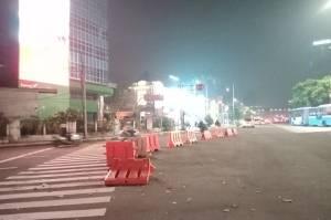 Aksi Demontrasi Tolak PPKM Hanya Hoaks, Ruas Jalan di Sekitar Monas Kembali Dibuka