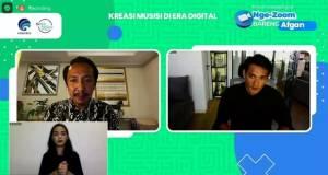Serunya Literasi Digital di Akhir Pekan bersama Aulion dan Afgan