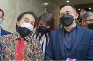 Akhir Manis Kasus Roy Suryo dan Lucky Alamsyah di Polda Metro Jaya
