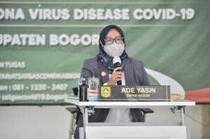 Bupati Bogor Minta 40 Camat Geber Vaksinasi Covid, Mulai Agustus Minimal 8.575 Orang per Pekan