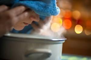 Bagaimanakah Cara Terapi Uap Air yang Benar untuk Anosmia?