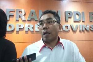 Tolak Revisi RPJMD, PDIP Sebut Gubernur Anies Tidak Fokus