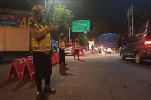 PPKM Level 4 Diperpanjang, Polisi Lanjutkan Penyekatan di Sejumlah Titik