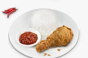 CFC Luncurkan Menu Baru Ayam Goreng Khas Nusantara