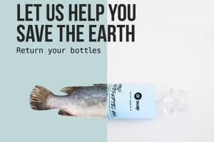 Ajak Masyarakat Cintai Bumi, dr soap Hadirkan Program Return & Earn untuk Daur Ulang Sampah