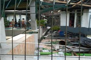 Tinggal 2 Napi Korban Kebakaran Lapas Tangerang Dirawat di Rumah Sakit