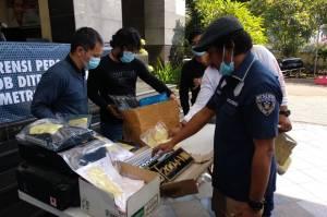 Pemalsuan STNK-Pelat Nomor Rahasia untuk Polri dan DPR Bertarif Puluhan Juta Terbongkar
