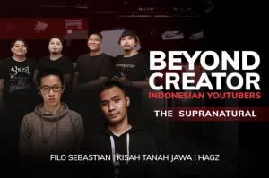 Intip di Balik Konten Horor, Ikuti Beyond Creator: Indonesian Youtubers Episode 8 di Vision+!