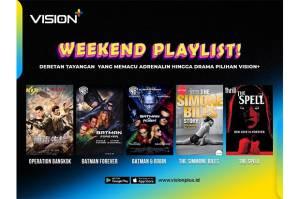 Ini Weekend Playlist di Vision+! Ada Operation Bangkok, Batman Forever hingga The Spell