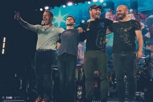 Heboh Coldplay Colek Jokowi soal Global Citizen Live