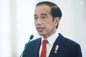 Jokowi Singgung Politisasi dan Diskriminasi Vaksin di Sidang Umum PBB