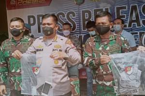 Pembunuh Anggota TNI Sudah Bawa Pisau Lipat dari Rumah