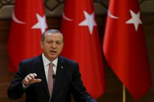 Kremlin Tersinggung Erdogan Sebut Crimea Dicaplok Rusia