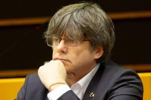 Mantan Pemimpin Catalan Ditahan di Sardinia