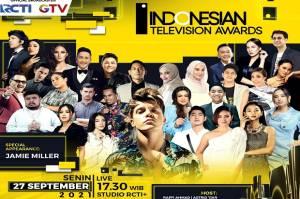 Bakal Ada Kejutan Spesial di Malam Penghargaan Indonesian Television Awards 2021