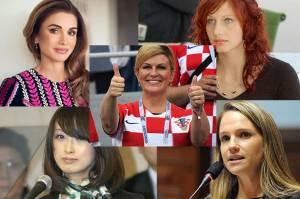 5 Politikus Wanita Cantik di Dunia, Nomor 4 Istri Sahabat Prabowo