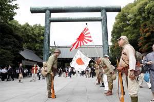 PM Jepang Kirim Persembahan Ritual ke Kuil Yasukuni, Korsel Kecewa