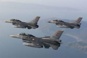 Usai Didepak dari Program F-35, Turki Kini Berpeluang Dapat Jet Tempur F-16