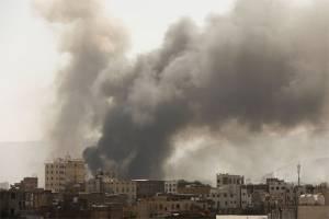 Serangan Koalisi Saudi Tewaskan 160 Pemberontak Houthi Yaman