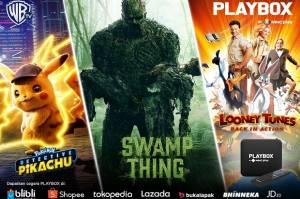 Ini 3 Rekomendasi Film Warner TV di PLAYBOX, Ada Pikachu, Looney Tunes hingga Swamp Thing