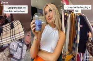 Influencer Muda Ini Buktikan Fashion Barang Bekas Bukan Berarti Tak Berkualitas